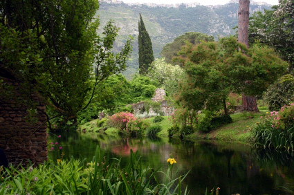 This Tour Includes The Two Best Loved Gardens In Italy Villa DEste And Lante A Charming Botanical Garden Outside Rome Ninfa Pictured Left