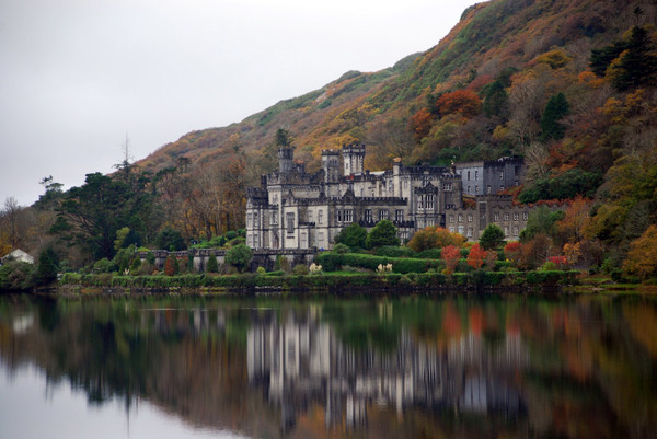 Kylemore Abbey Gardens, Galway