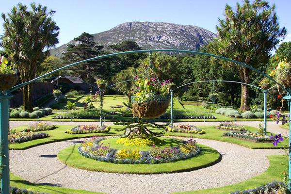 Kylemore Abbey Garden, Ireland