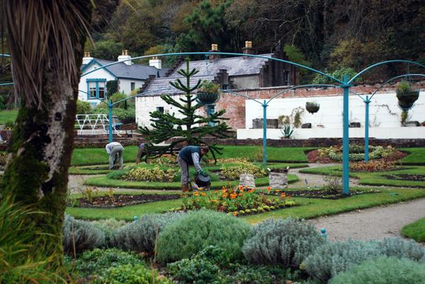 Kylemore Abbey Garden, Connemara