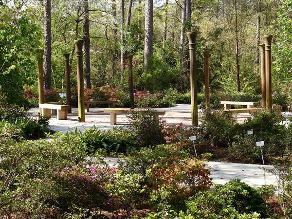 Mobile Botanic Garden, Alabama