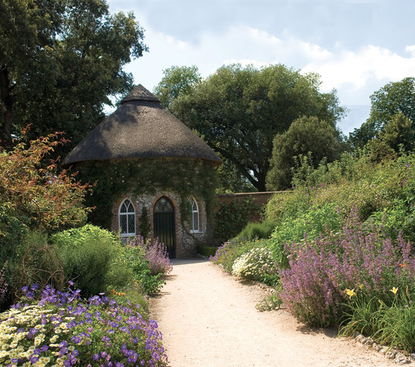 West Dean Gardens, West Sussex