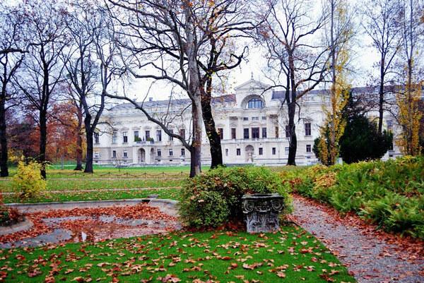 Liechtenstein Park, Vienna