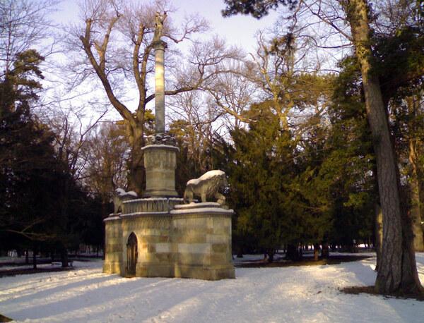 Schlosspark Laxenburg, Austria