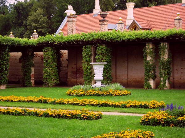 Park, Schloss Branitz