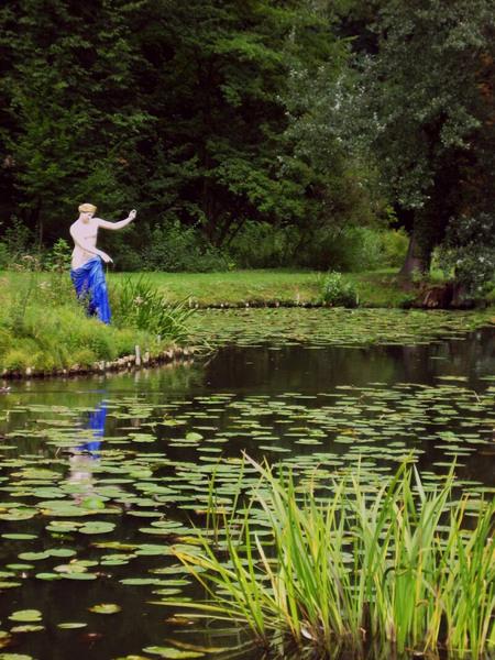 Pond, Schloss Branitz