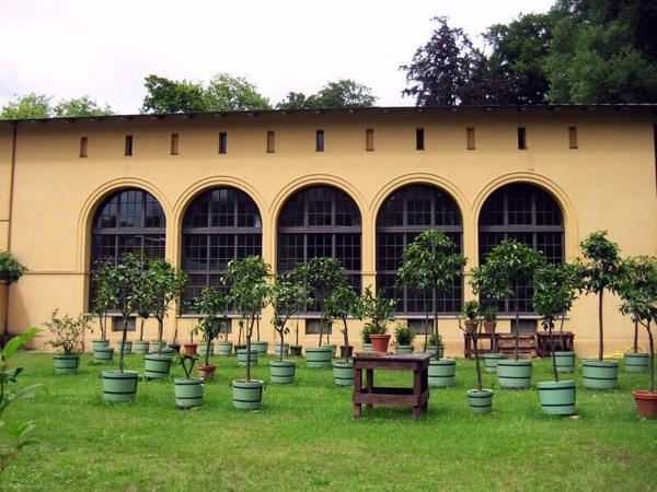 Schlosspark Klein-Glienicke