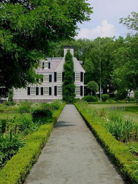 Adams National Historical Garden