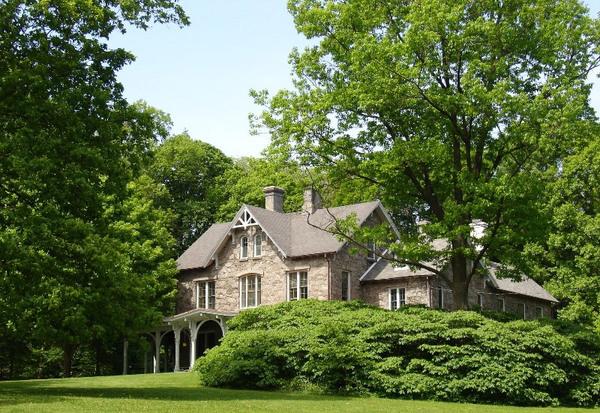 Awbury Arboretum, Pennsylvania