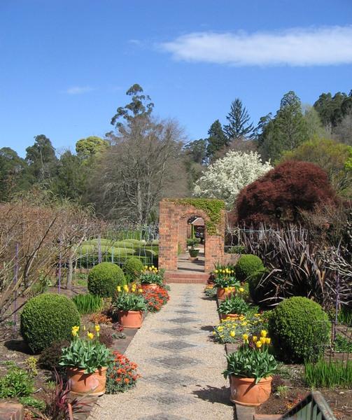 Cloudehill Gardens, Australia