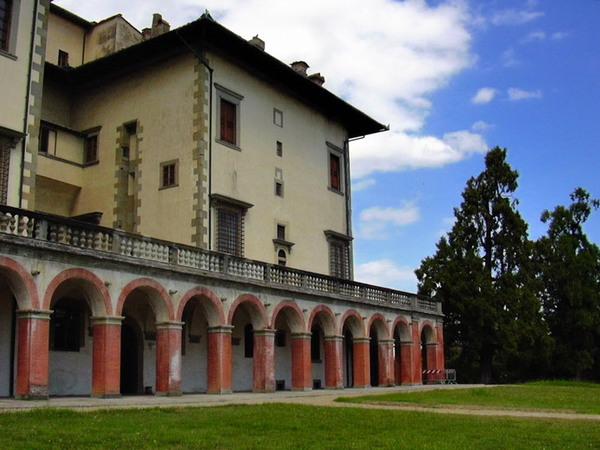 Poggio a Caiano, Tuscany
