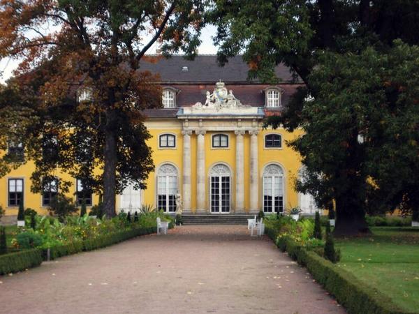 Schloss Mosigkau, Dessau