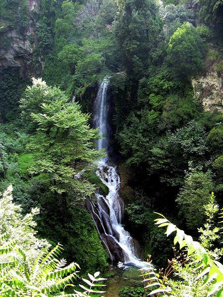 Waterfall, Villa Gregoriana