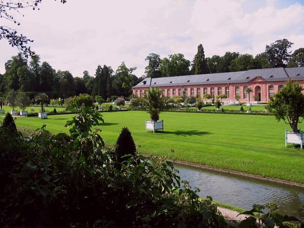 Schwetzinger Schloss, Germany
