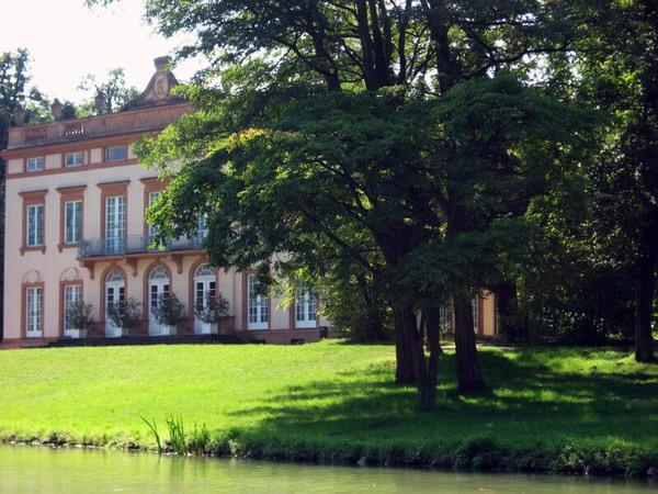 Schoenbusch Park, Aschaffenburg