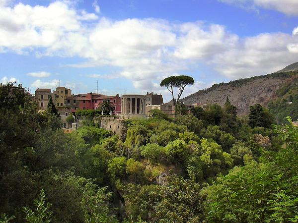 Tivoli Gorge, Italy