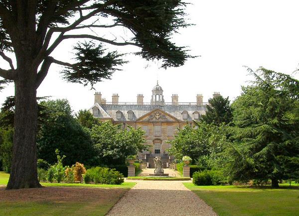 Belton House Gardens, England