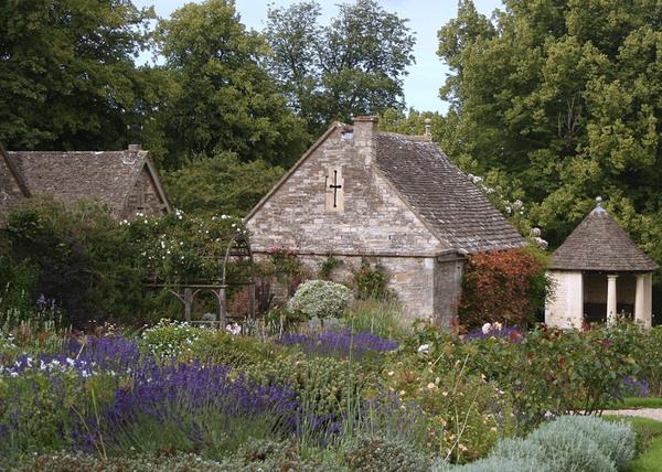 Miserden Gardens, Gloucestershire