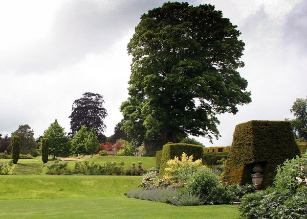 Miserden Gardens, Stroud