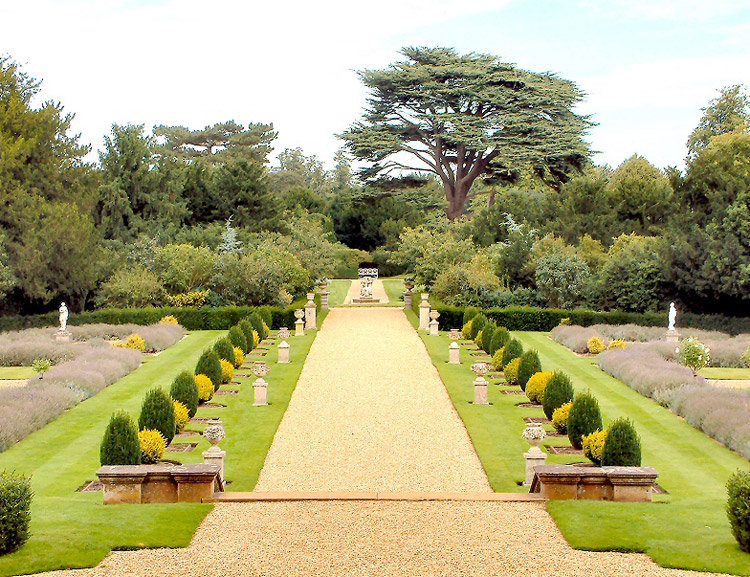 Belton house gardens for House garden images