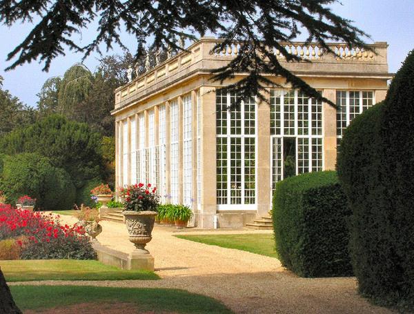 Orangery, Belton House