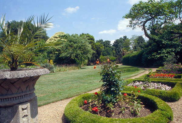 Myddelton House Gardens, Enfield