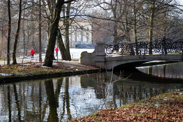 Nymphenburg Schlosspark