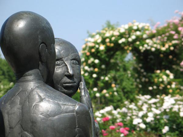 Sculpture, Britzer Garten