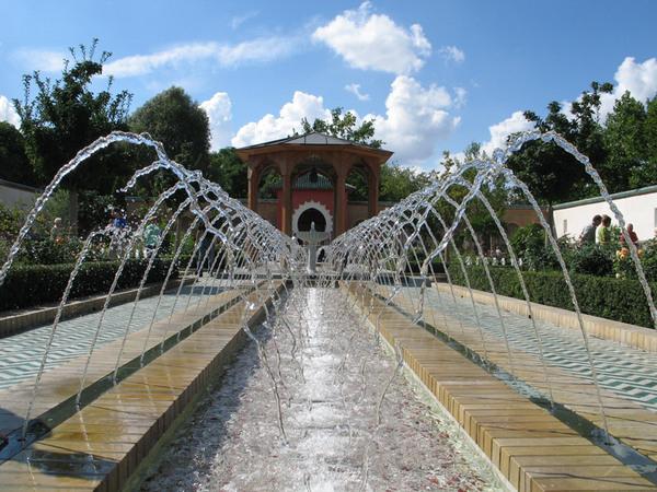 Oriental Garden, Gardens of the World