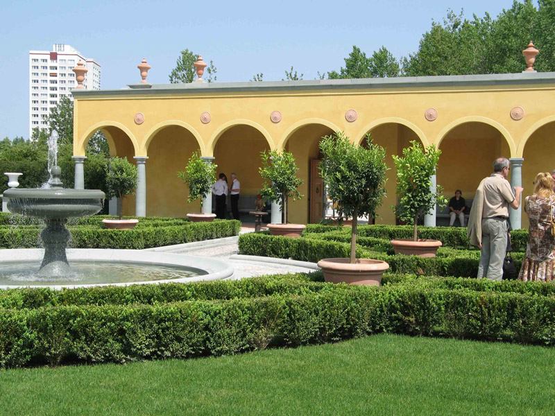 Italian Renaissance Garden, Gardens Of The World