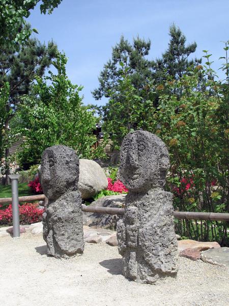 Korean Garden, Gardens of the World