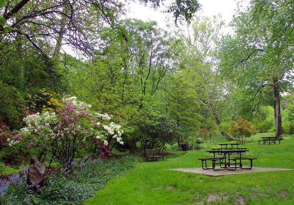 Crozer Arboretum Garden