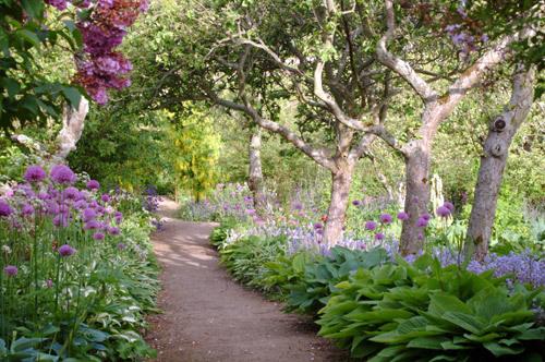 Cambo Gardens, Fife