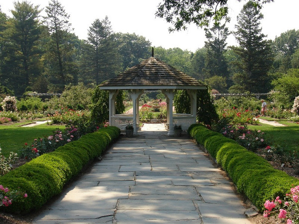 Colonial Park Gardens, New Jersey