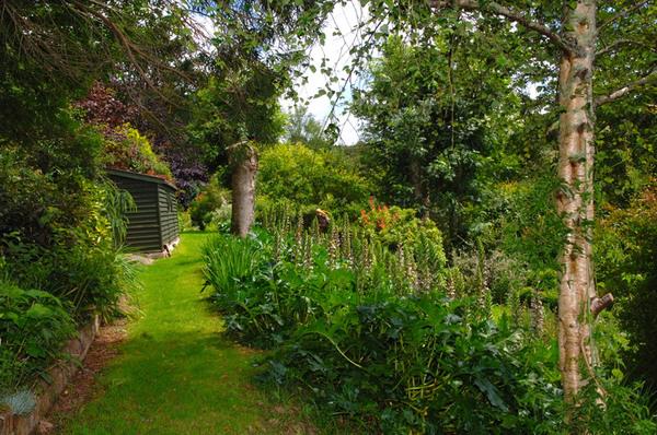 Old Mill Herbary Garden