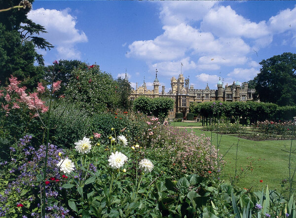 Knebworth House Garden, Hertfordshire