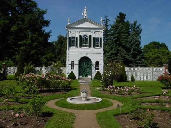 Glen Magna Gardens