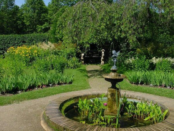 Fountain, Glen Magna Gardens