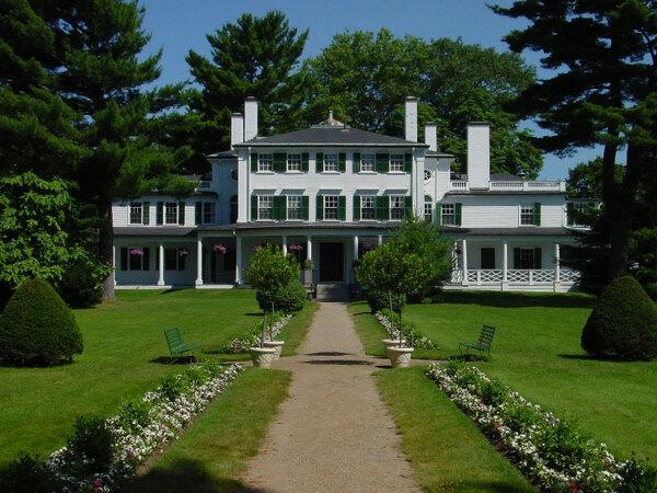 Glen Magna Gardens, Massachusetts