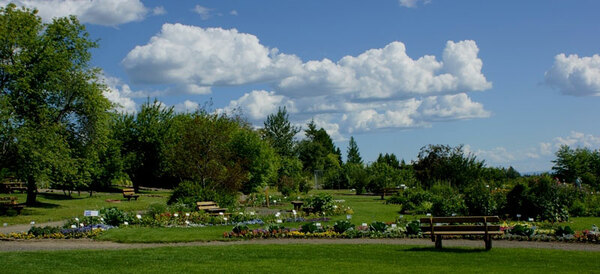 Georgeson Botanical Garden, Alaska