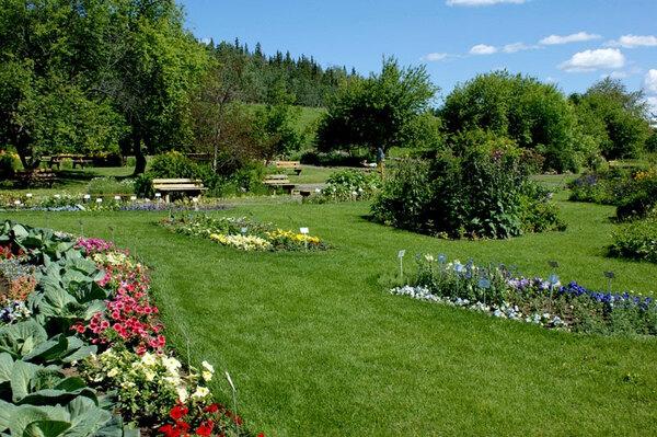 Georgeson Botanical Garden