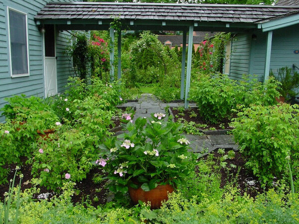 Gertrude Jekyll Garden, Connecticut