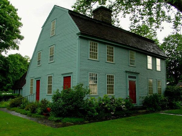 Glebe House Museum, Connecticut