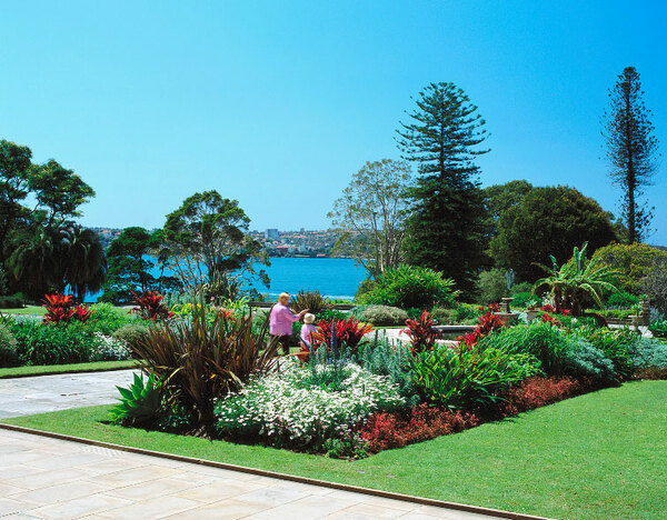 Government House Garden, Sydney