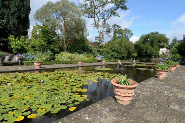 Italian Garden, Borde Hill