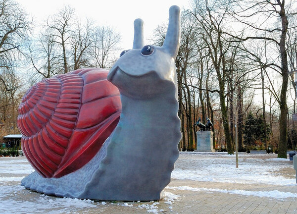 Sculpture, Bavaria Park