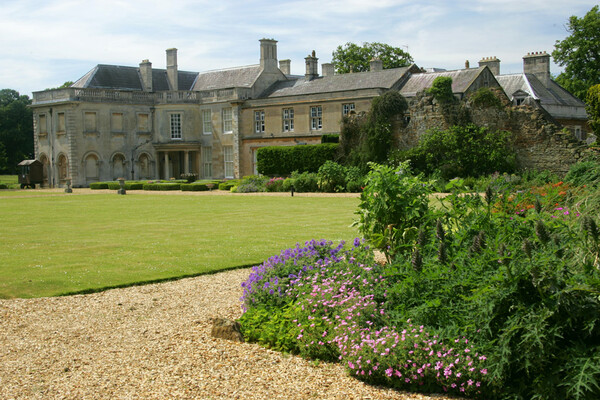 Lamport Hall Garden, Northamptonshire
