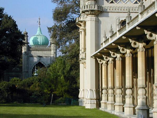 Royal Pavilion Brighton, East Sussex