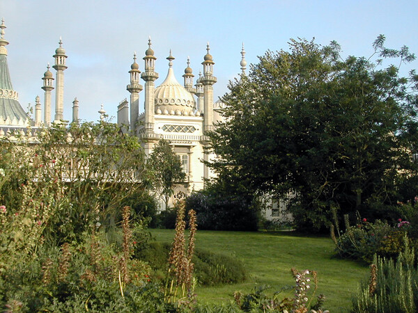Royal Pavilion, Brighton