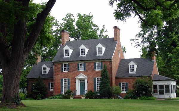 House, Green Spring Gardens